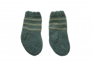 Amish Hand Knitted Wool Socks