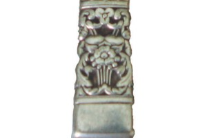 CORONATION DESIGN 1936 BY COMMUNITY KNIVES ART DECO SILVERPLATE excellent condition (See 273)