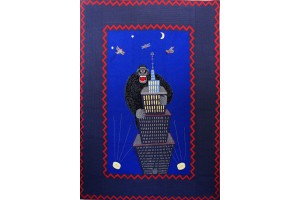 King Kong Collectible Quilt