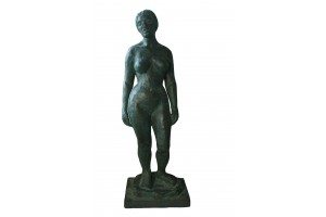 Patina- Sculpture-24 inches tall $1.800