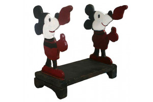 Mickey Book Stand