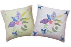 """Summertime"" Throw Pillows"