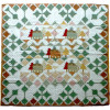 """""""Lodge Mountain"""" Reversible Quilt"""